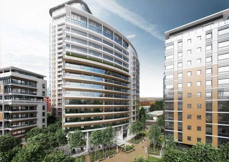 3 Bedrooms Property for sale in Danforth Apartments, Fortis Quay, Salford