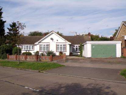 3 Bedrooms Bungalow for sale in Thurncourt Road, Leicester