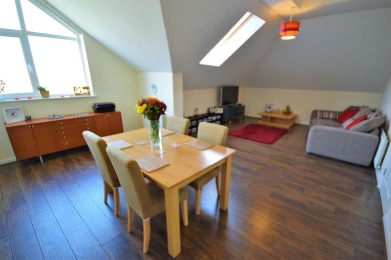 1 Bedroom Apartment Flat for sale in Fields Court , South Wigston, LE18 4AB