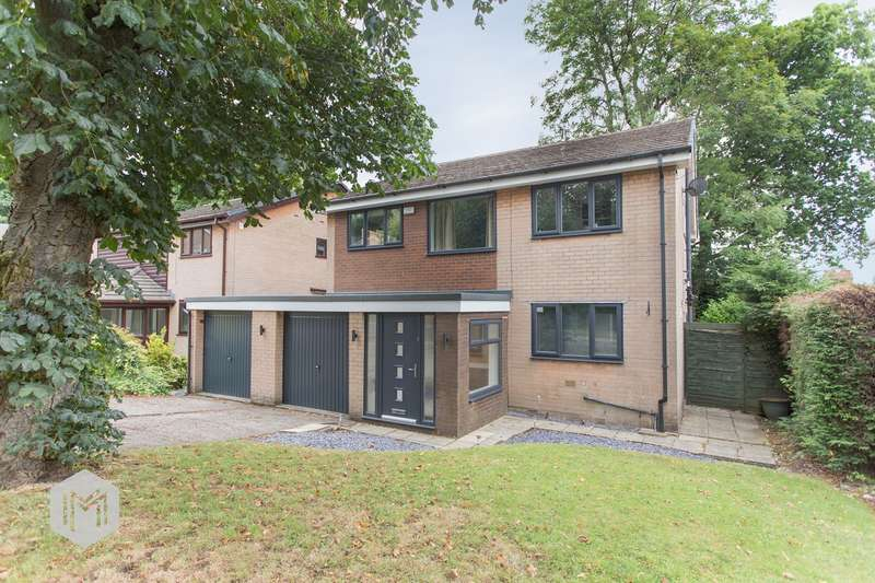 4 Bedrooms Detached House for sale in Ivy Bank Close, Sharples, Bolton, BL1