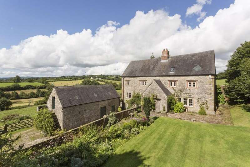 5 Bedrooms Farm House Character Property for sale in Kniveton, Ashbourne