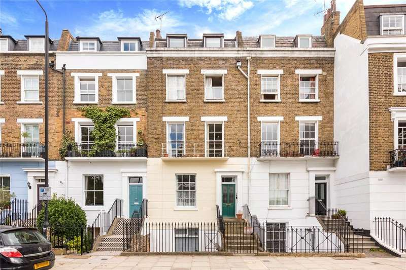 5 Bedrooms Terraced House for sale in Mornington Terrace, London