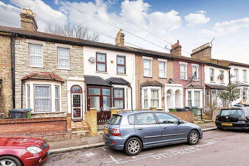 5 Bedrooms Terraced House for sale in Clarendon Road, Walthamstow, E17