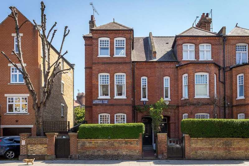 5 Bedrooms End Of Terrace House for sale in Cambridge Road, London, SW11