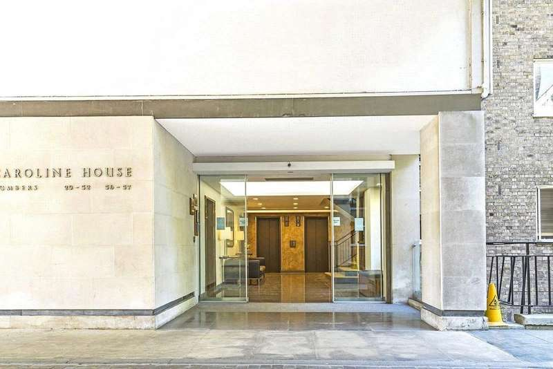 2 Bedrooms Flat for sale in Caroline House, Bayswater, London, W2