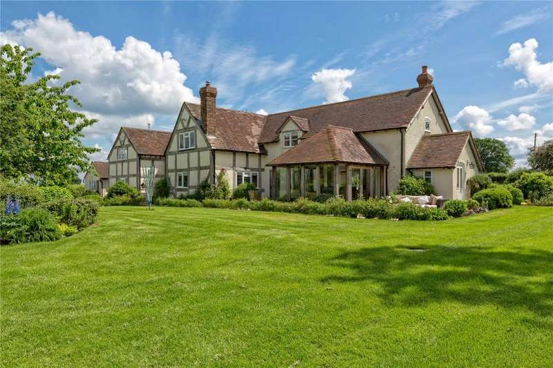 5 Bedrooms Unique Property for sale in The Down, Bridgnorth, Shropshire, WV16