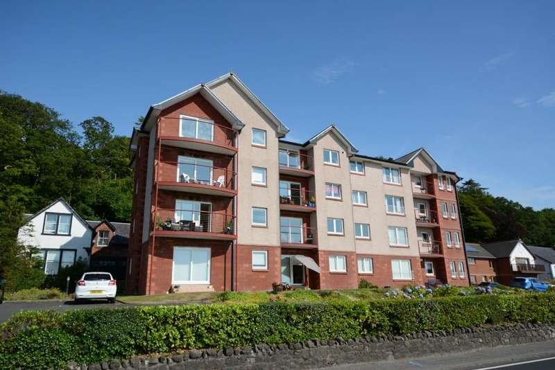 2 Bedrooms Flat for sale in 6 Heywood Gardens, Skelmorlie, PA17 5DP