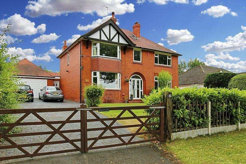 5 Bedrooms Detached House for sale in Shrewbridge Road, Nantwich
