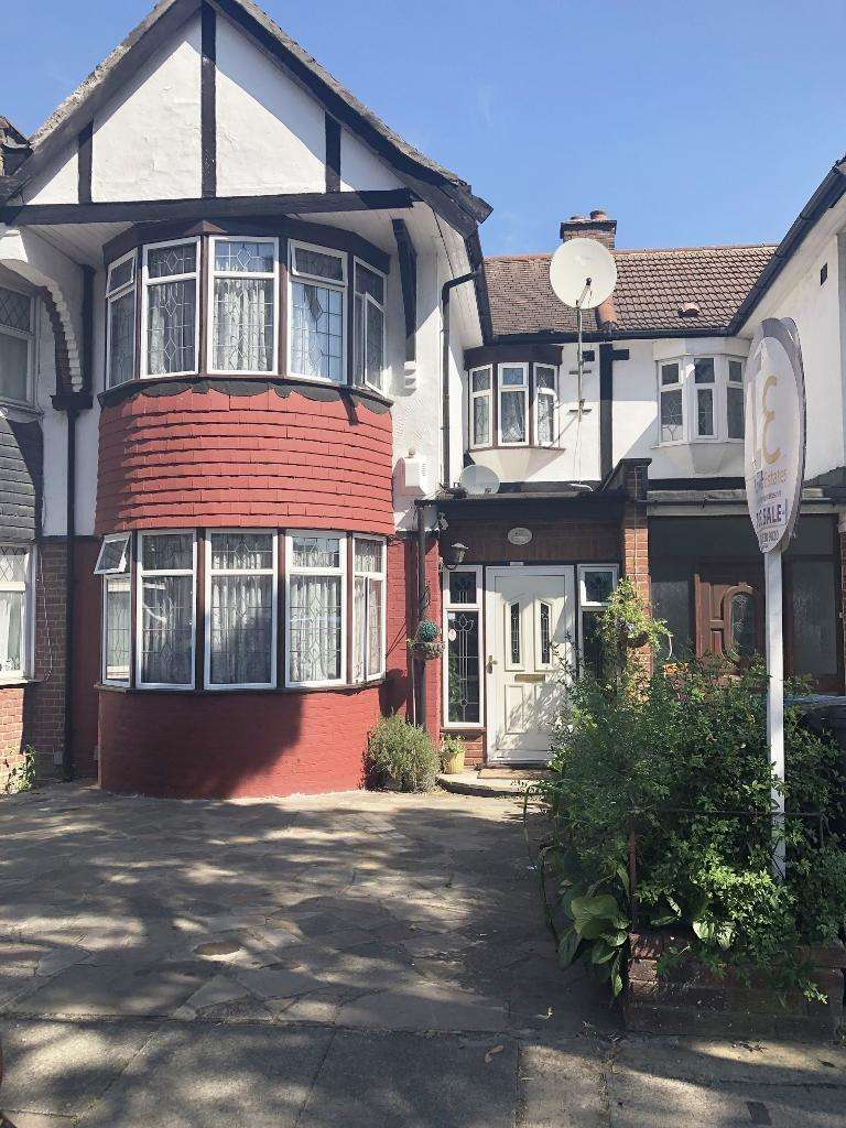 3 Bedrooms Terraced House for sale in Pasteur Gardens, Edmonton N18