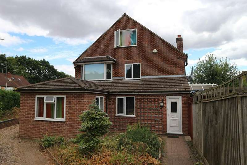 4 Bedrooms Semi Detached House for sale in Courts Road, Earley, Reading, RG6 7DH