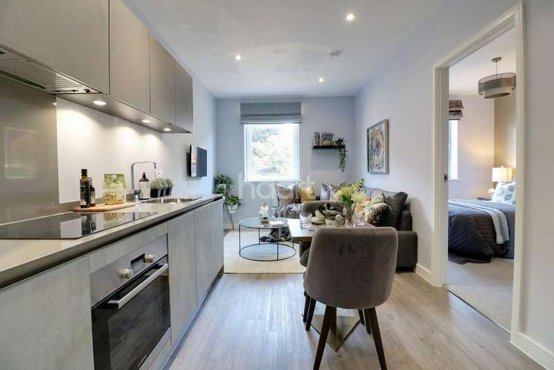 1 Bedroom Flat for sale in Abbey House, Bracknell