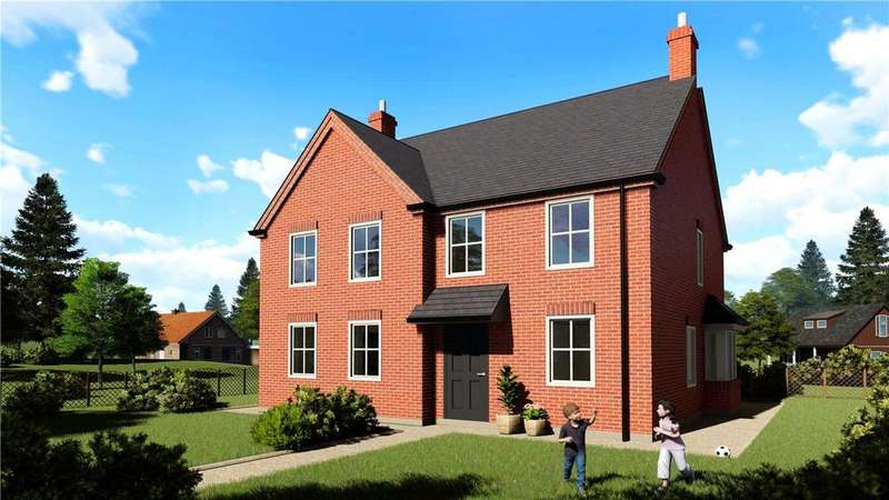 2 Bedrooms Semi Detached House for sale in Spire View, Boston Road, Heckington, Lincolnshire, NG34