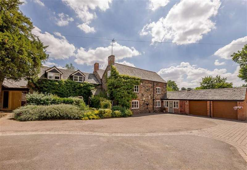 6 Bedrooms Unique Property for sale in Main Street, Newtown Linford
