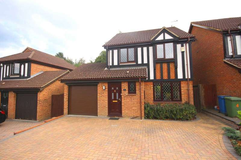 3 Bedrooms Detached House for sale in Wanstraw Grove, Forest Park