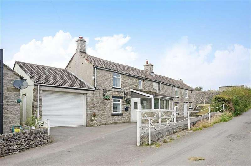 2 Bedrooms Detached House for sale in Eldon Lane End Farm, Eldon Lane, Peak Forest, Buxton, Derbyshire, SK17