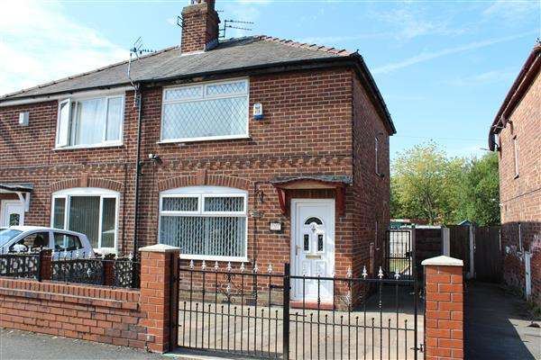 2 Bedrooms Semi Detached House for sale in Williams Crescent, Oldham