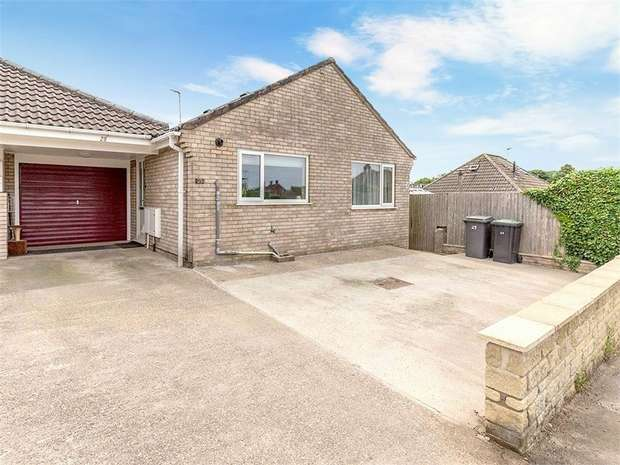2 Bedrooms Detached Bungalow for sale in Park Crescent, Washingborough, Lincoln