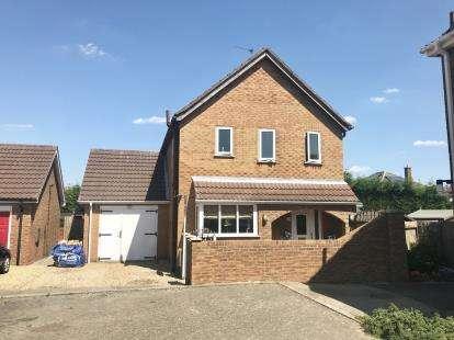 2 Bedrooms Detached House for sale in Crosslands, Donington, Spalding, Lincolnshire