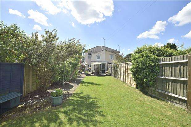 3 Bedrooms Semi Detached House for sale in Cirencester Road, Charlton Kings, Cheltenham, Gloucestershire