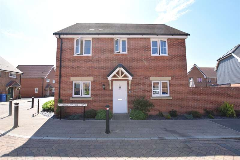3 Bedrooms Detached House for sale in Shearwater Drive, Bracknell, Berkshire, RG12