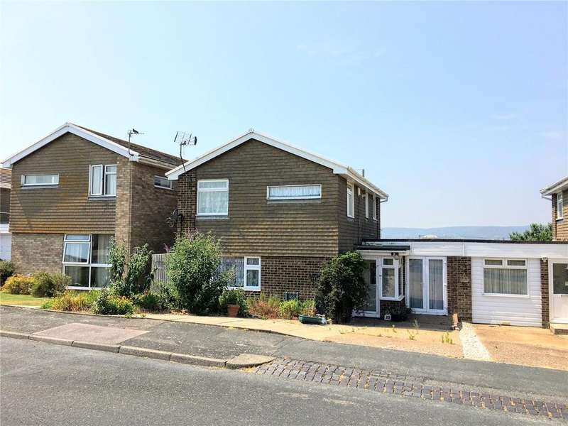 5 Bedrooms Detached House for sale in Hogarth Road, Eastbourne, East Sussex, BN23