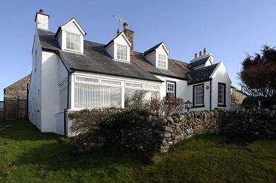 4 Bedrooms Farm House Character Property for sale in Challoch Farmhouse, Sandhead, Stranraer DG9 9LA