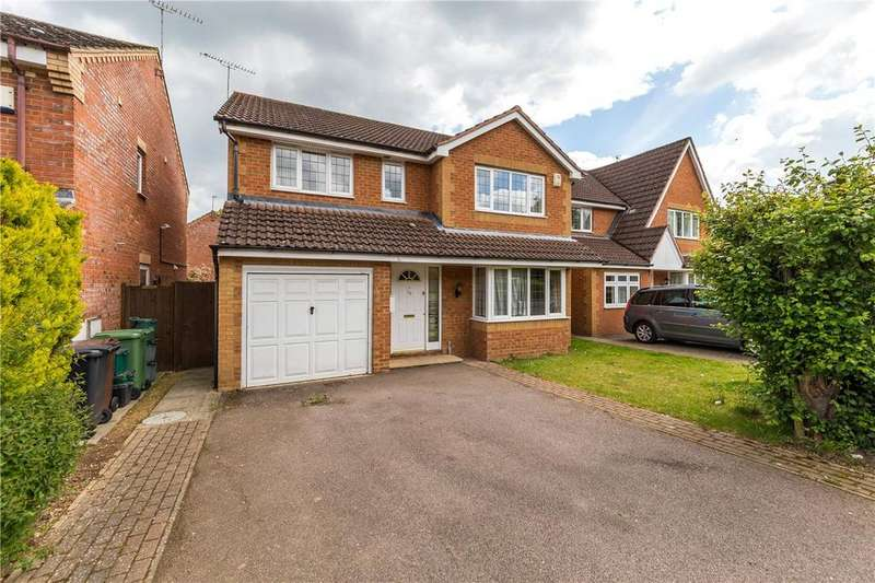 4 Bedrooms Detached House for sale in Wynches Farm Drive, St. Albans, Hertfordshire