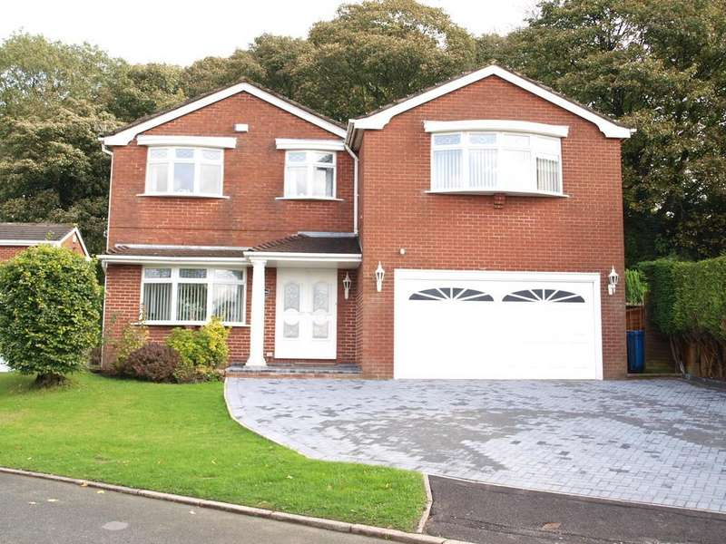 5 Bedrooms Detached House for sale in Beck Grove, Shaw, Oldham