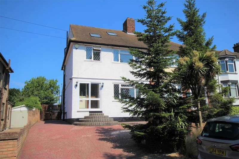 4 Bedrooms Semi Detached House for sale in Purfleet Road, Aveley, Essex