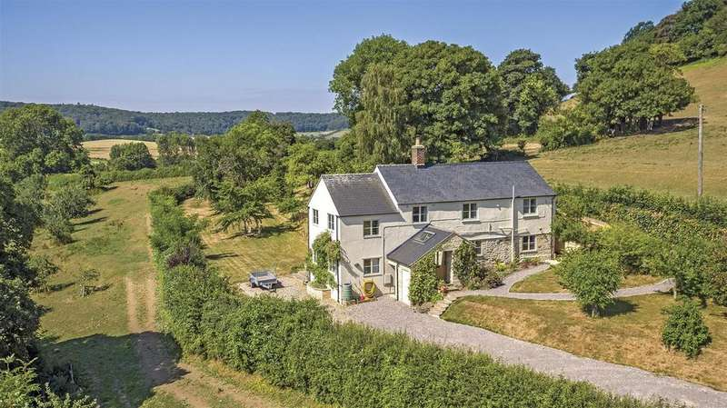 4 Bedrooms Detached House for sale in Uley