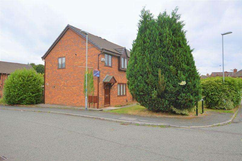 3 Bedrooms Semi Detached House for sale in Chevron Close, Rochdale
