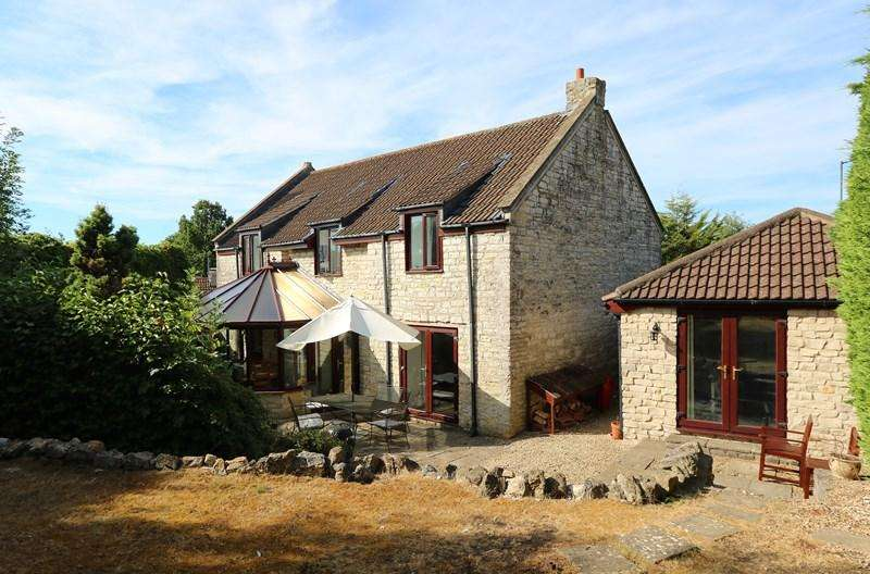 4 Bedrooms Barn Conversion Character Property for sale in Bath Road, Farmborough, Bath