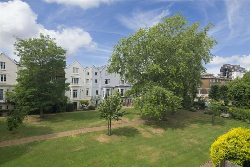 5 Bedrooms House for sale in Alma Square, St John's Wood, London, NW8