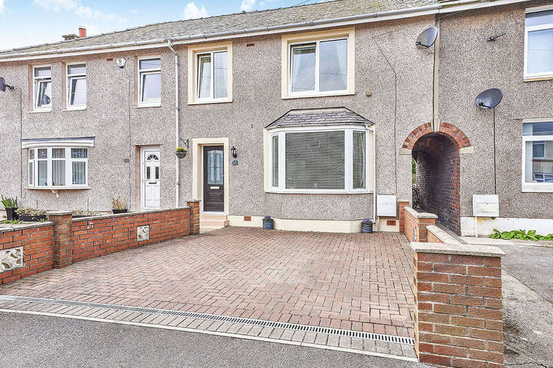 2 Bedrooms Property for sale in Buttermere Avenue, Whitehaven, CA28
