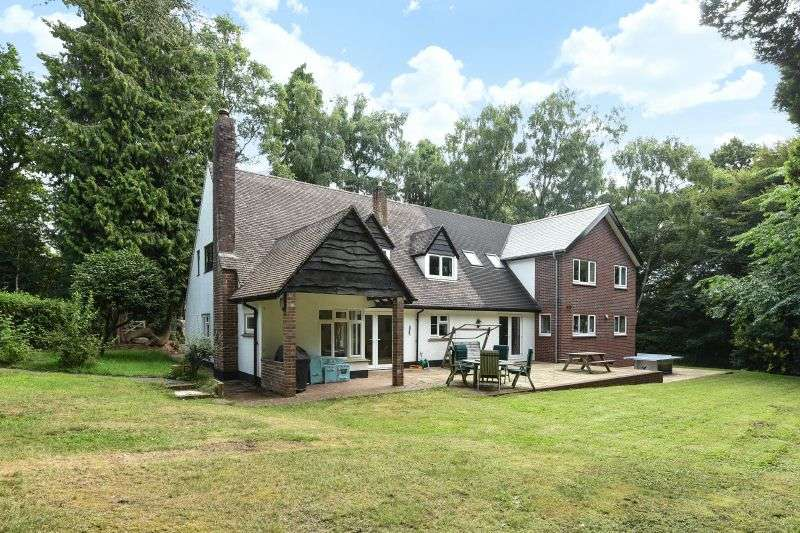 5 Bedrooms Detached House for sale in LOWER BROAD OAK ROAD, WEST HILL