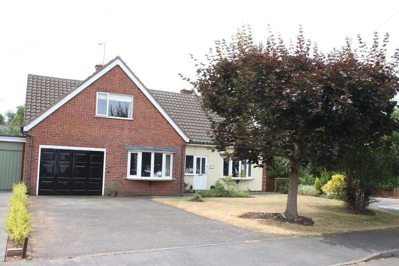 4 Bedrooms Detached House for sale in High Lees, Sharnford,