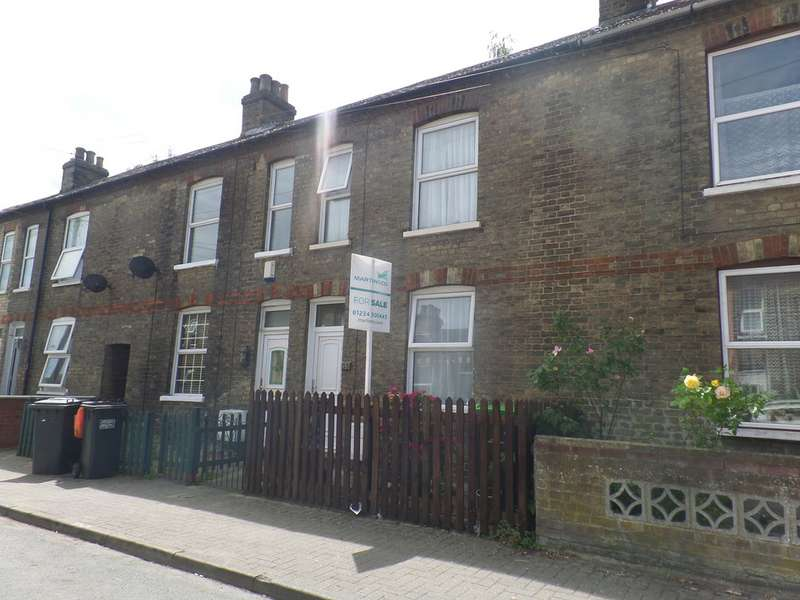 3 Bedrooms Terraced House for sale in St Leonards Street, Bedford MK42