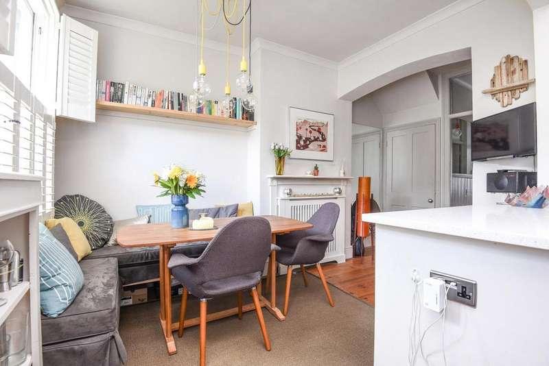 1 Bedroom Flat for sale in Clyston Street, London