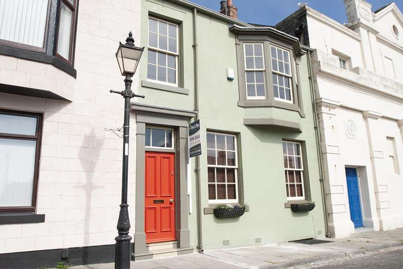 4 Bedrooms House for sale in Regent Street, Hartlepool TS24