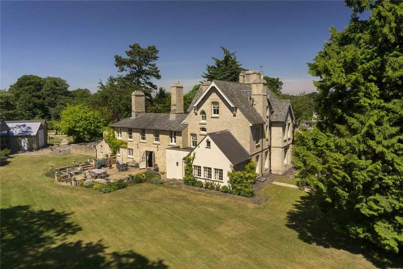 8 Bedrooms Unique Property for sale in Rochford House, Stoke Rochford, Grantham, Lincolnshire, NG33