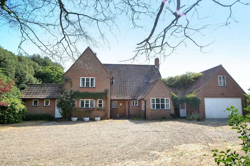 4 Bedrooms Detached House for sale in The Drift, Stutton, Ipswich, IP9 2SB
