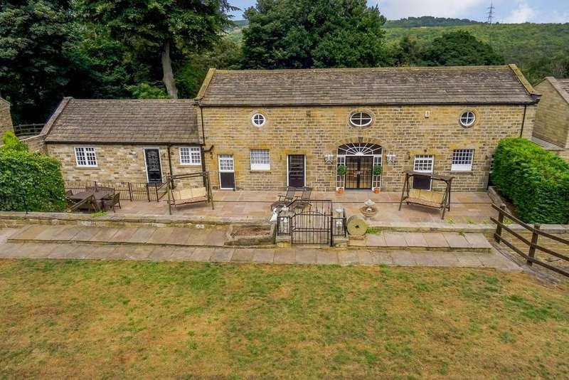 5 Bedrooms Barn Conversion Character Property for sale in Worrall, Sheffield