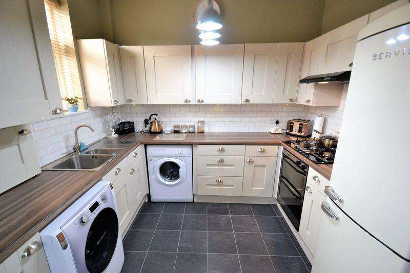 4 Bedrooms Semi Detached House for sale in Campbell Road, South Swinton, Manchester