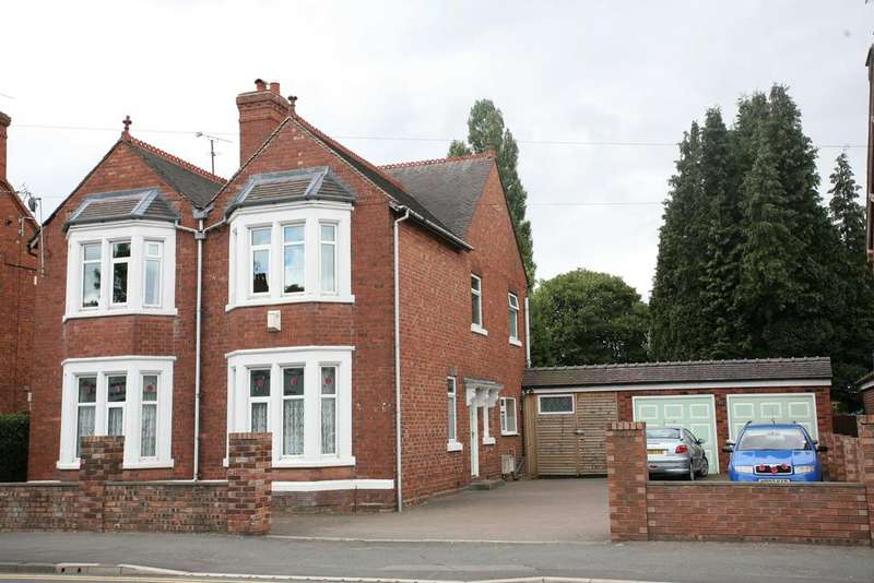 4 Bedrooms Detached House for sale in 53 Stafford Road, Cannock, WS11 4AF