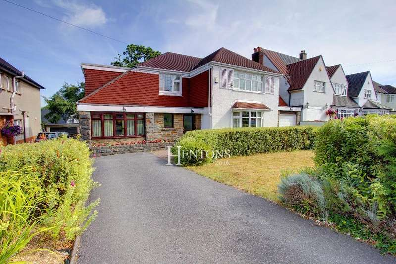 4 Bedrooms Detached House for sale in Cyncoed Place, Cyncoed, Cardiff