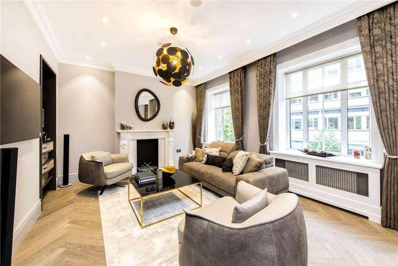 3 Bedrooms Apartment Flat for sale in Dorset Street, London, W1U