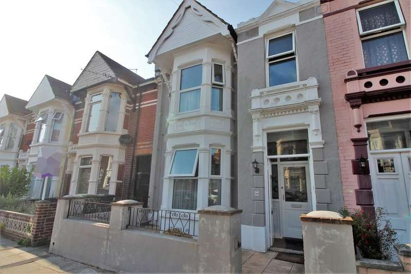 4 Bedrooms Terraced House for sale in Wadham Road, North End