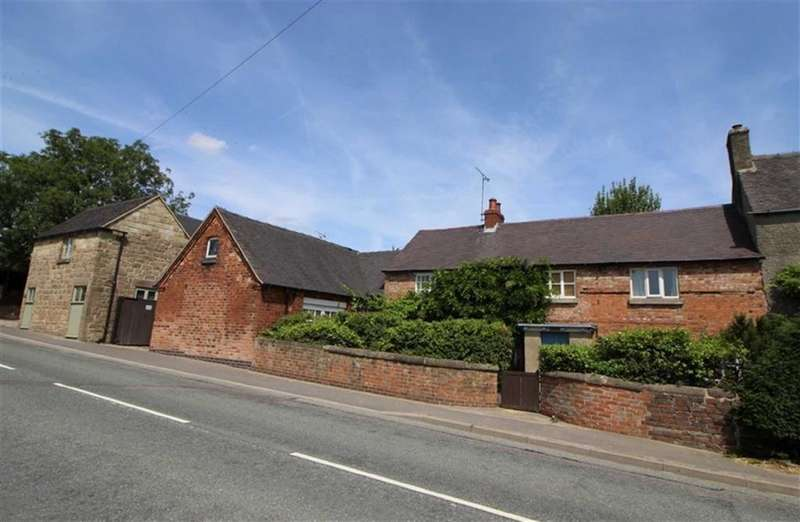 5 Bedrooms Semi Detached House for sale in Main Road, Hulland Ward, Derbyshire