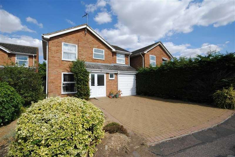 4 Bedrooms Detached House for sale in Jupiter Drive, Leighton Buzzard