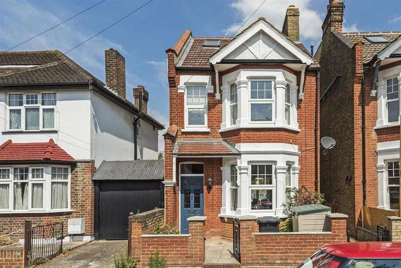 4 Bedrooms Detached House for sale in Anchorage Close, Wimbledon
